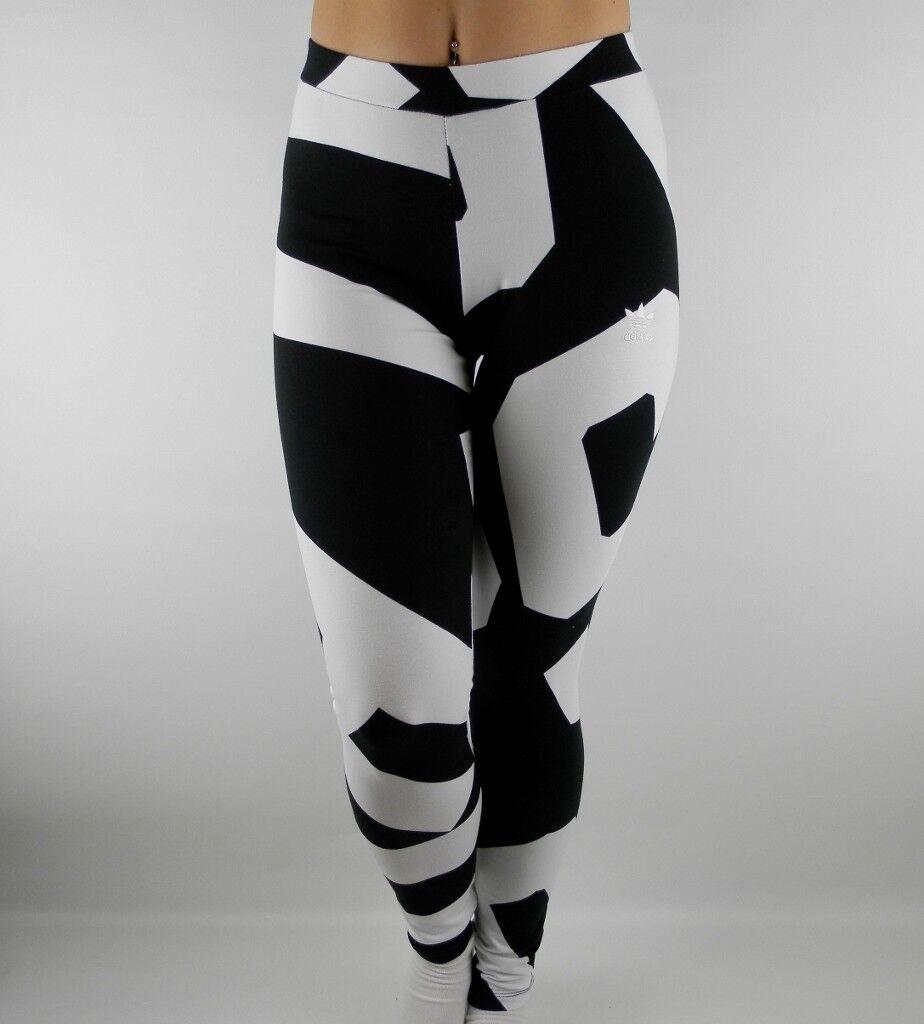 Adidas Originals  LEGGING  Leggings Sport Fitness Hose Leggings Neu M 40
