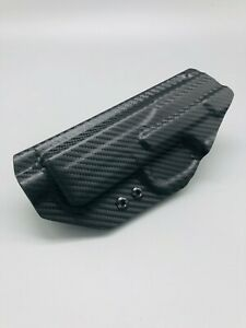 MAG POUCH Black Fiber Carbon Kydex IWB Holster Veteran Made USA Ruger 5.7