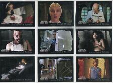 American HORROR STORY Asylum Completo nella mente di follia Chase Set mm1-9