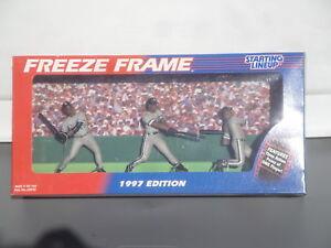1997 FRANK THOMAS CHICAGO WHITE SOX STARTING LINEUP FIGURE FREEZE FRAME BASEBALL