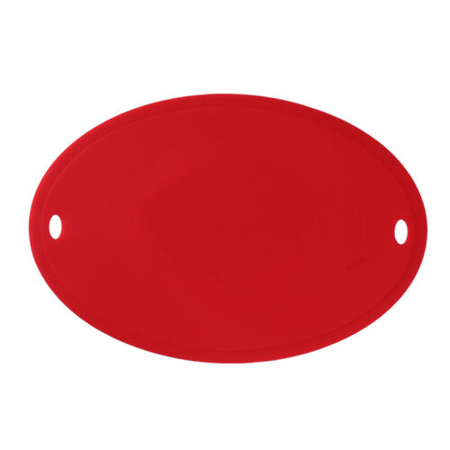 Table Mat Silicone Pad Liner Placemat Non-Slip Heat Resistant Protector Mats Q