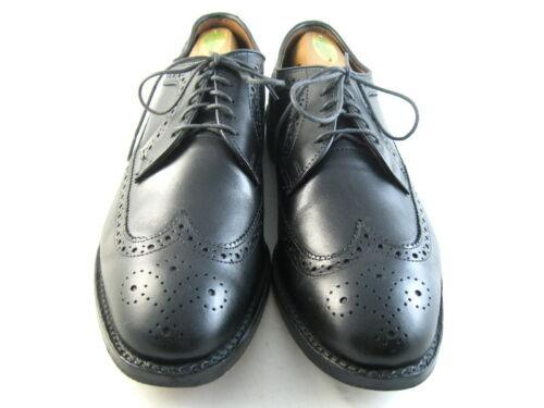 """Allen Edmonds """"MCGREGOR"""" Oxfords 9 EEE Black  (915"""