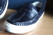 1727840eed576 Cole Haan Pinch Weekender LX Huarache Loafers Navy Shoe Men Size 11.5 C27212