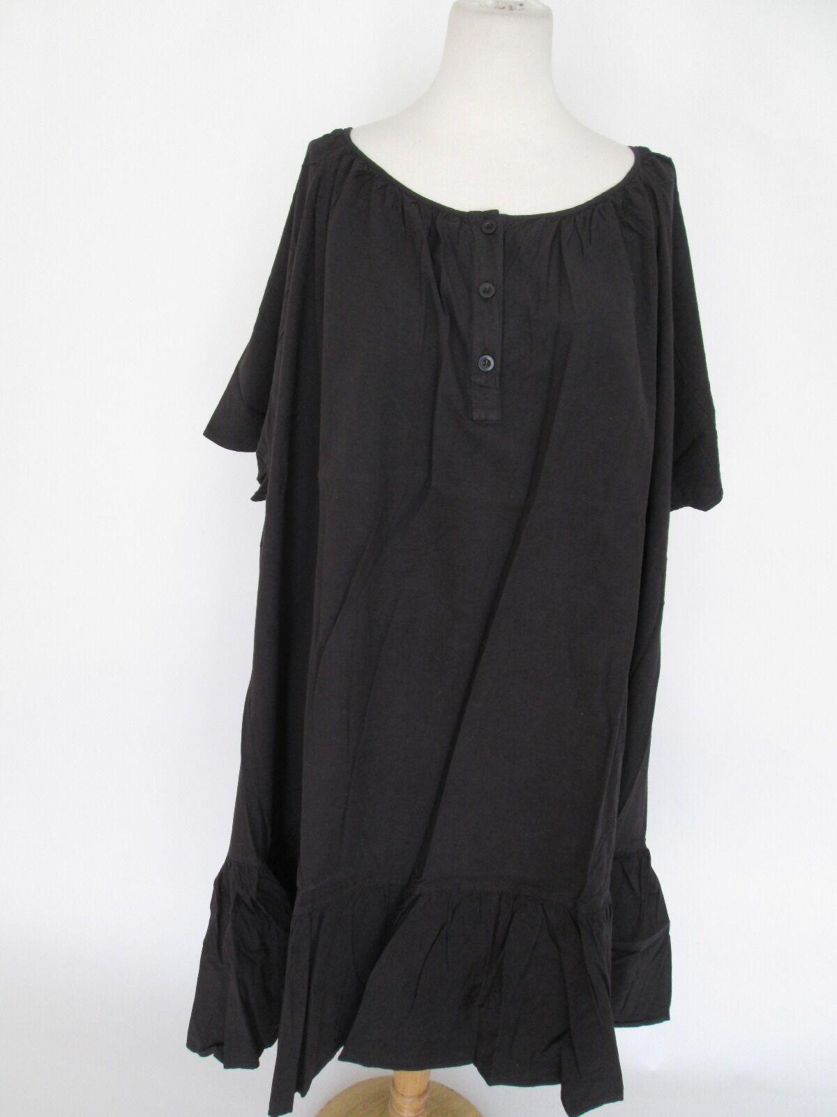 MOO-MOO CRINKLE DRESS BY CHANNA-,2X,3,X4X,5X,6X