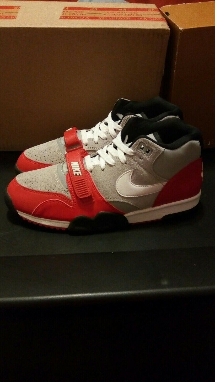 Nike Air Trainer 1 Bo JacksonRed/Grey/Black/White