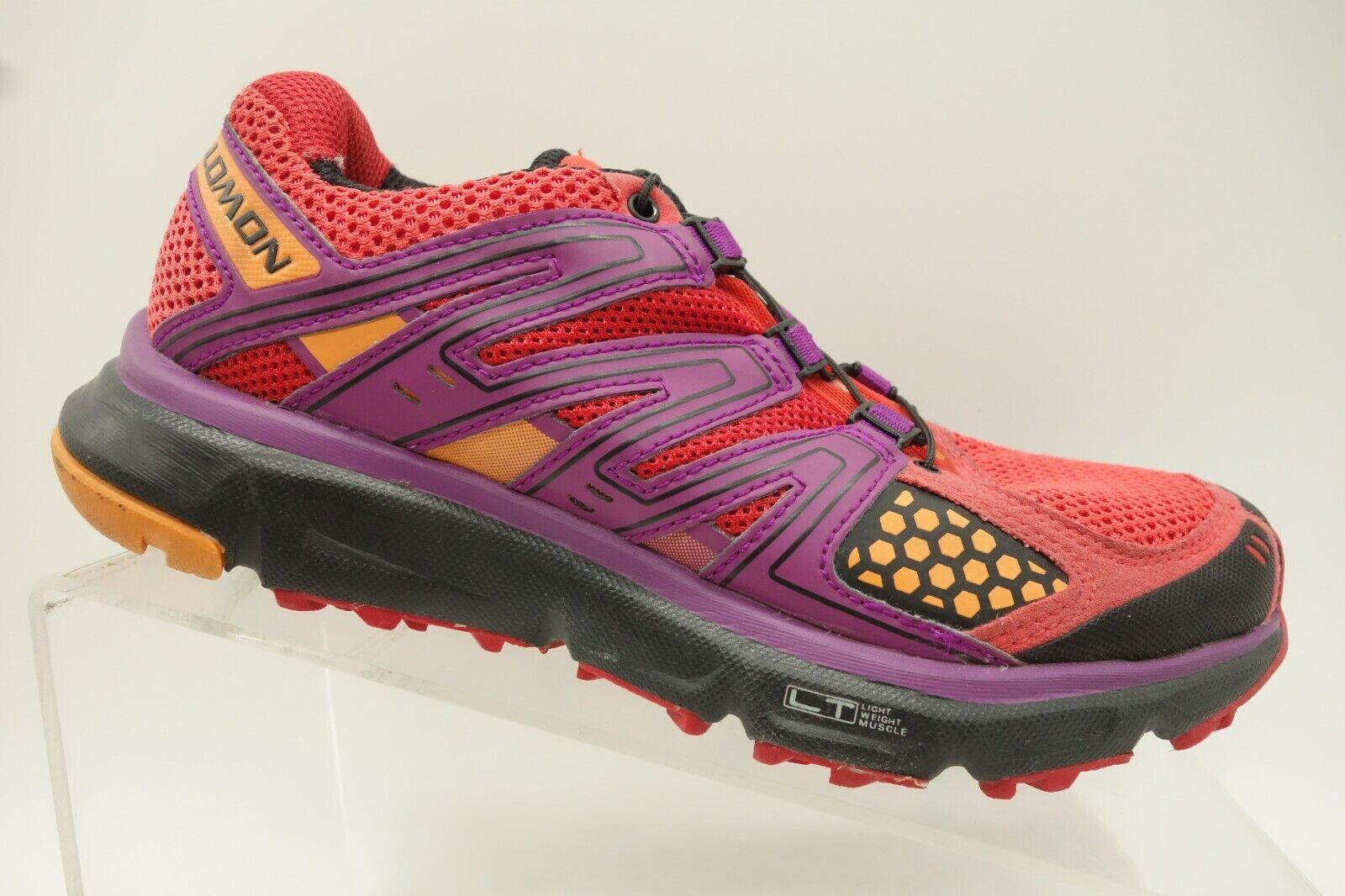 Salomon XR Mission Multi color Mesh Athletic Sneaker shoes Womens 5
