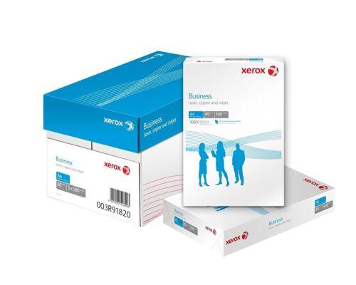 Kopierpapier A4 80g XEROX BUSINESS Frei Haus 24h 2500 Blatt Druckerpapier weiß