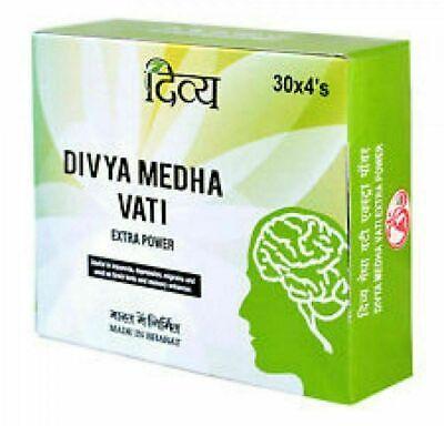 Health & Beauty Buy 3 Get 4 Aromatic Flavor Other Natural Remedies Painstaking Divya Medhavati { Patanjali Herbal } 120 Tab