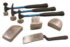 Martin 7 Piece Hammer & Dolly Set Fiberglass Handles - 647KFG