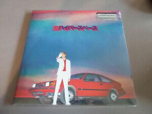 BECK-Hyperspace-LP-ltd-silver-180g-Vinyl-Neu-amp-OVP-incl-DLC