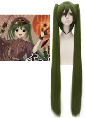 Anime Senbonzakura Vocaloid Hatsune Miku Cosplay Costume Army Uniform Full Suit@