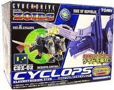 Cyber Drive Zoids Cyclops CDZ-02 - New Japanese Import Toy