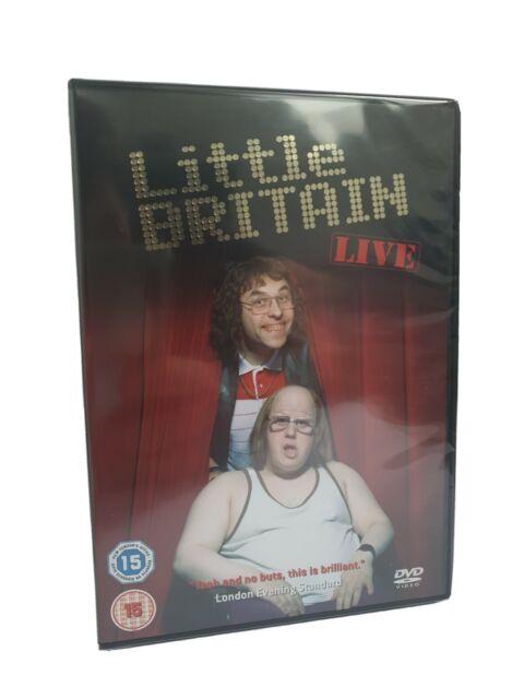 Little Britain - Live on DVD (2006)  NEW SEALED David Walliams, Matt Lucas