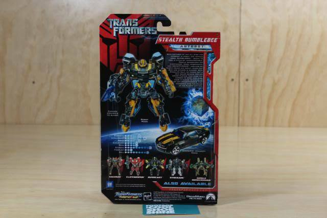 HASBRO THE TRANSFORMERS ALL-SPARK POWER AUTOBOT STEALTH STEALTH STEALTH BUMBLEBEE ACTION FIGURE b8c239