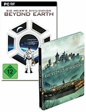 PC juego Sid Meier 's Civilization Beyond Earth Steelbook Edition nuevo
