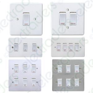 Crabtree Grid Switch Kitchen Multi Gang Switch Units Ebay