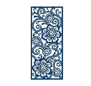 Flower-Frame-Metal-Dies-Cutting-Dies-Scrapbooking-Lace-Border-Craft-Stencils-Cut