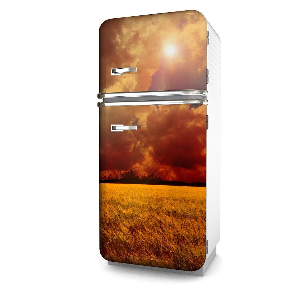 Kühlschrankaufkleber Dekorfolie Aufkleber Kühlschrank Folie Klebefolien Möbel