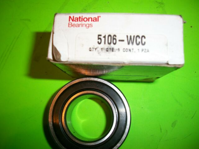A//C Compressor Clutch Bearing National 5106-WCC