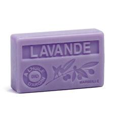 Organic Argan Oil Soap LAVENDER 100g - Maison du Savon de Marseille