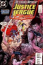 Justice League Europe/International (1989-1994) #7