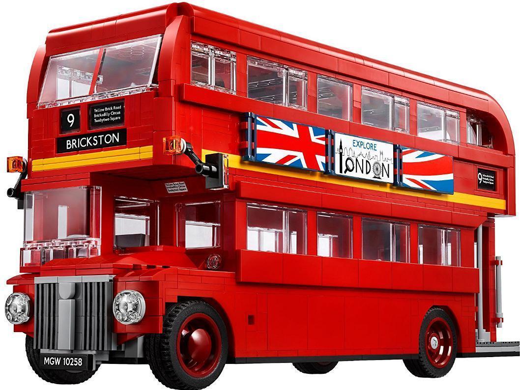 LEGO® CREATOR 10258 - LONDONER BUS NEU OVP