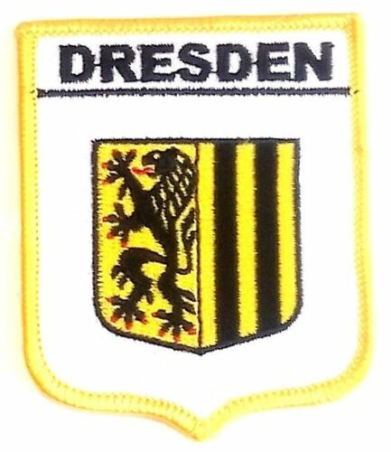 Dresden Embroidered Patch