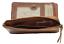 Indexbild 5 - Geldbörse Naturleder Damenbörse Vintage Kartenbörse  Ausleseschutz RFID/NFC