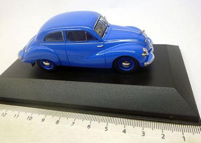 Est 057 IXO 1 43 IFA f9 limousine 1952 bleu