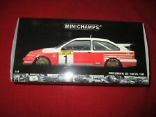 MINICHAMPS® 100 0898001 1:18 Ford Sierra RS 500 24H SPA 1989 NEU OVP
