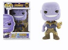 Funko Pop Marvel Avengers Infinity War Thanos Collectible Bobble 77ubzf1