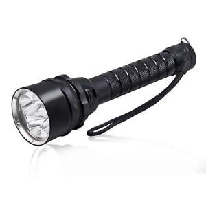 Diving-Underwater-Torch-Light-5-x-Cree-XML-T6-L2-LED-6000-Lumen-100m-IP68