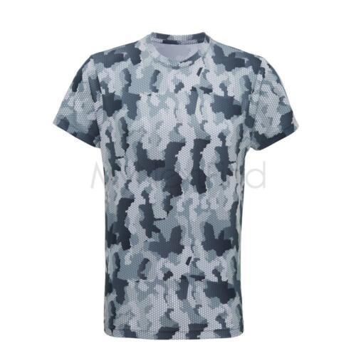 TriDri Sports Activewear Hexoflage Performance T-Shirt