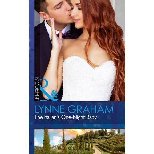 1 of 1 - The Italian's One-Night Baby by Lynne Graham (Paperback, 2017)