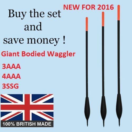 Giant Bodied plusieurs SUPERBE stabilité Venteux et clapoteuse Nouveau flotteur pour 2016