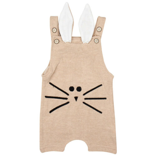 Unisex Baby Boys Girls Cute Casual Comfort Dress Shirt Romper Bodysuit Outfits
