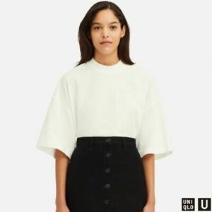womens oversized white t shirt