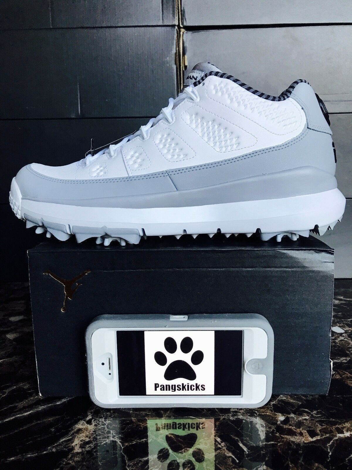 1a7cfacd690 Nike Air Jordan 9 Retro Golf