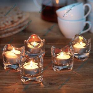Ikea vetro portacandele tea light festa matrimonio 38mm ebay - Ikea portacandele vetro ...