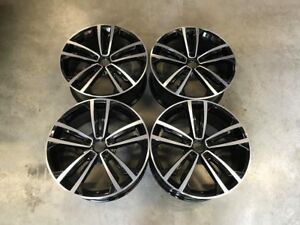 18-034-Golf-GTD-Seville-Style-Wheels-Gloss-Black-Machined-VW-Golf-MK5-6-7-Audi-A3