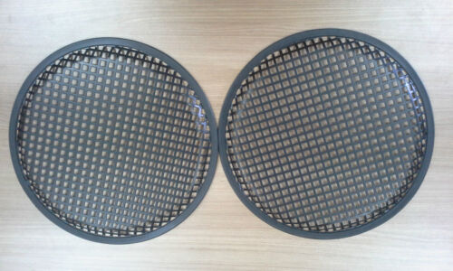- Pair - Set of 2 inch Grill for speaker 12/'/'