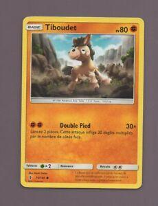 Pokémon Nr. 75/145 - Tiboudet - PV80 (B358)