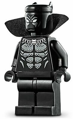 Collar GENUINE Minifigure Marvel Avengers 76142 Mini Fig NEW LEGO Black Panther