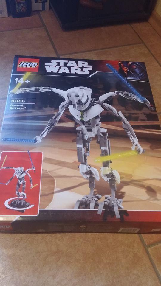 LEGO StarWars General Grievous (10186) Neu und OVP