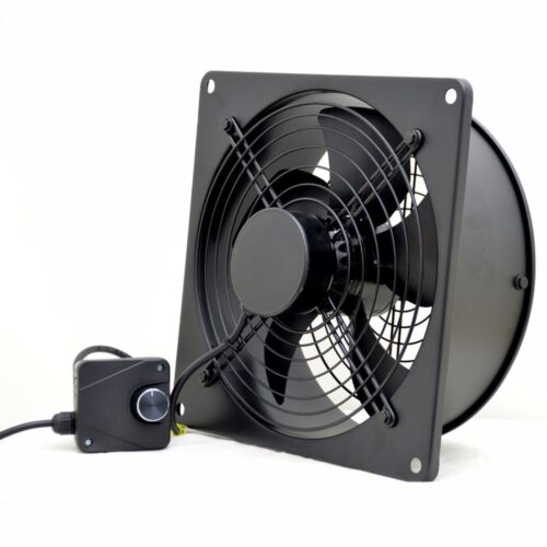 Metal Industrial Ventilation Extractor Axial Exhaust Commercial Air Blower Fan