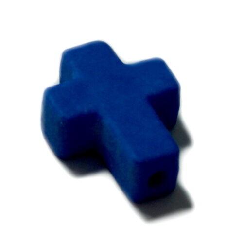 Farbenfrohe Kreuz Perlen /Neonfarben 16*12mm /Kinder/ Baby/ Taufe/ Geburt/Ostern Bastel- & Kreativ-Bedarf für Kinder Kreativset-Perlen für Kinder