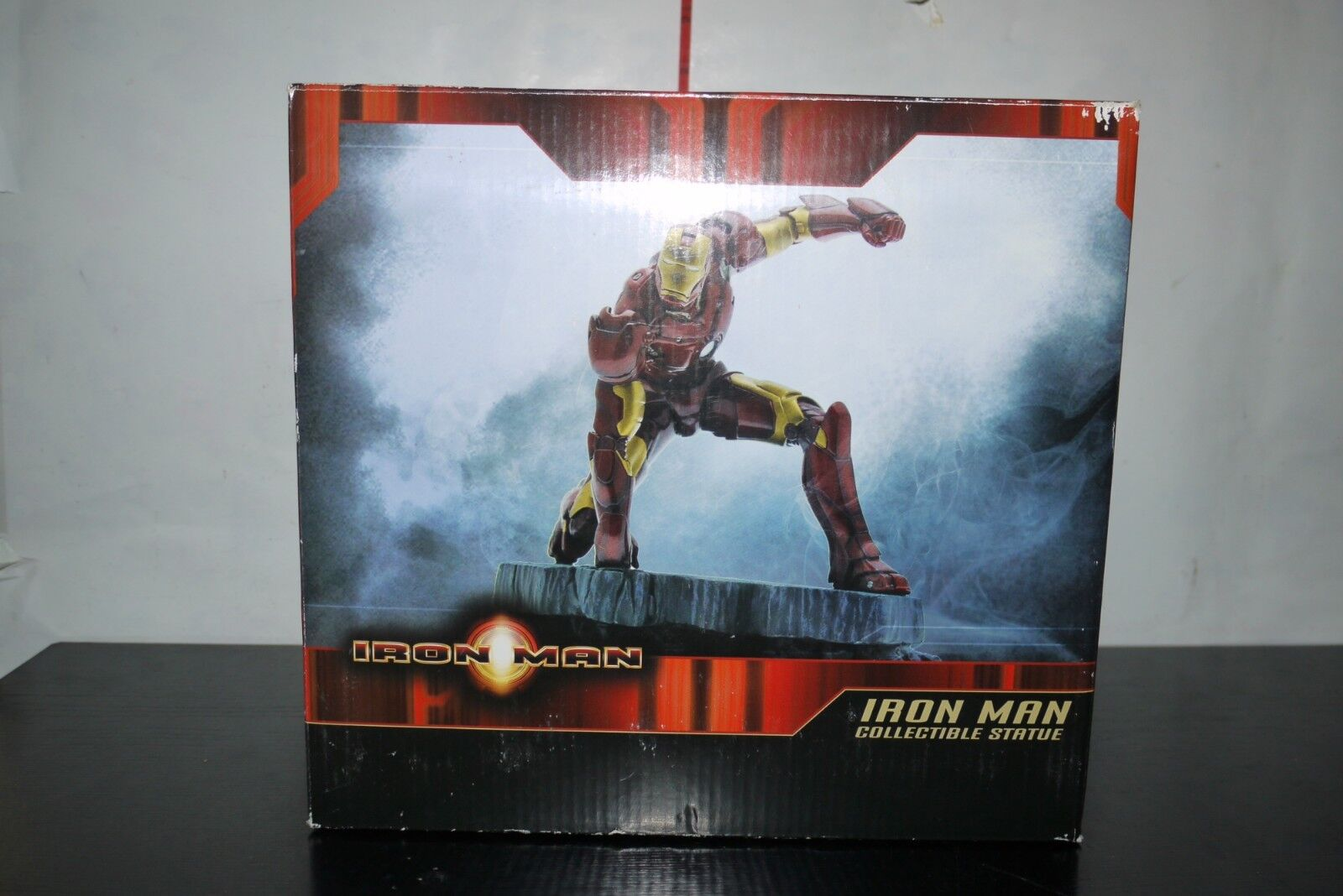 2008 MARVEL Iron-Man Movie Collectible Statue ATTAKUS 50 699 Comme neuf IN BOX