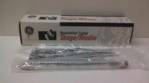 GE 800W 240V QUARTZLINE LAMP EME-Q800T3//4CL LOT OF 2 NEW OLD STOCK