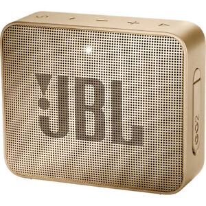 JBL Go 2 Bluetooth Waterproof Portable Speaker - JBL Certified Refurbished