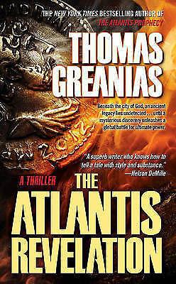 1 of 1 - The Atlantis Revelation by Thomas Greanias (Paperback / softback)